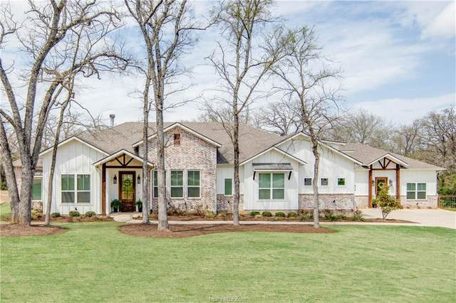 174 Woodforest, Franklin, TX 77856 (#21002631) :: ORO Realty