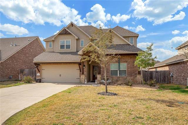 2604 Kimbolton Drive, College Station, TX 77845 (MLS #21002686) :: The Lester Group