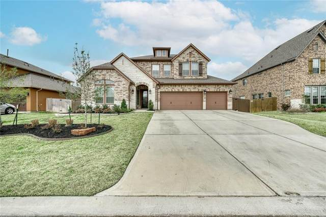 4306 Egremont Place, College Station, TX 77845 (MLS #21002690) :: The Lester Group