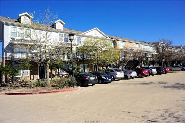 1725 Harvey Mitchell #1523, College Station, TX 77840 (MLS #21002743) :: RE/MAX 20/20