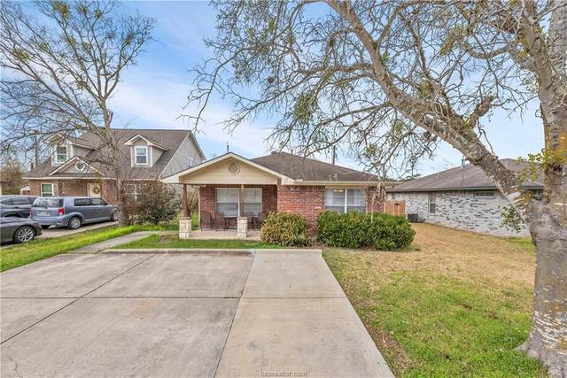 117 Southland Street, College Station, TX 77840 (MLS #21002897) :: Chapman Properties Group