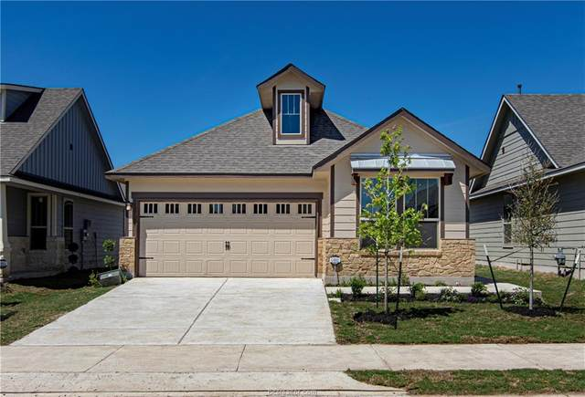 1306 Mcqueeny, College Station, TX 77845 (MLS #21002901) :: Treehouse Real Estate