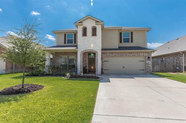 2529 Kinnersley Lane, College Station, TX 77845 (MLS #21002925) :: Cherry Ruffino Team