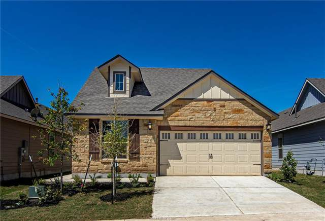 1005 Toledo Bend Drive, College Station, TX 77845 (#21003071) :: ORO Realty