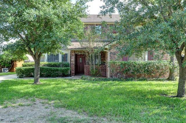 1702 Springwood Court, College Station, TX 77845 (MLS #21003087) :: Cherry Ruffino Team