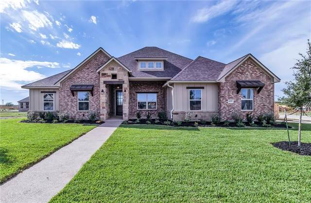 3252 Rose Hill Lane, Bryan, TX 77808 (#21003118) :: ORO Realty