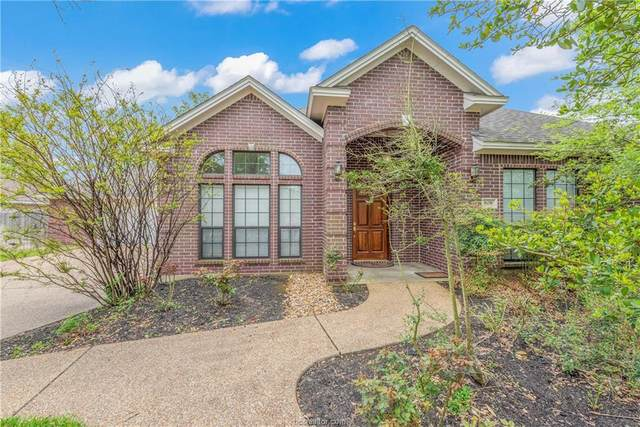 808 Holston Hills Drive, College Station, TX 77845 (MLS #21004210) :: The Lester Group