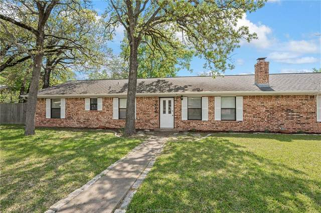 8000 Raintree Drive, College Station, TX 77845 (#21004270) :: First Texas Brokerage Company