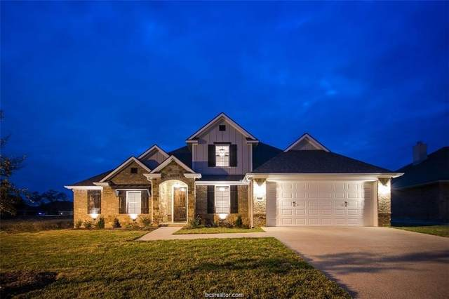 3248 Rose Hill Way, Bryan, TX 77808 (#21004294) :: ORO Realty