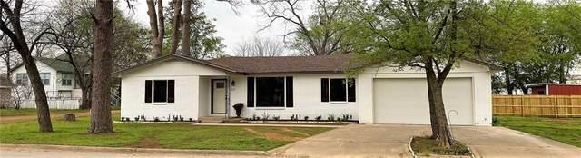 117 N Calvert, Franklin, TX 77856 (#21004300) :: ORO Realty