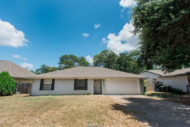 3013 Jennifer Drive, College Station, TX 77845 (#21004355) :: ORO Realty