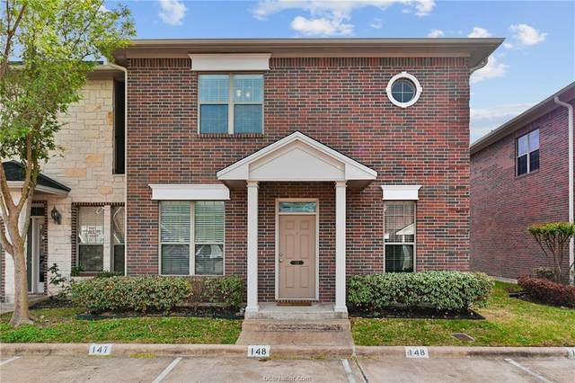 148 Forest Drive, College Station, TX 77840 (MLS #21004471) :: The Lester Group