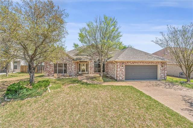 4002 Park Hurst, Bryan, TX 77802 (MLS #21004498) :: RE/MAX 20/20