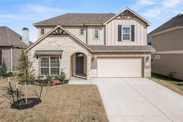 3508 Crosby Creek Court, College Station, TX 77845 (#21004517) :: First Texas Brokerage Company