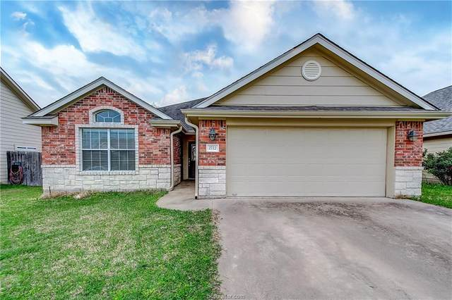 2722 Horse Haven Lane, College Station, TX 77845 (MLS #21004523) :: Treehouse Real Estate