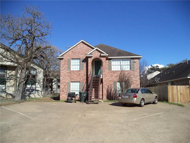 3311 Forestwood Drive, Bryan, TX 77801 (MLS #21004524) :: Treehouse Real Estate