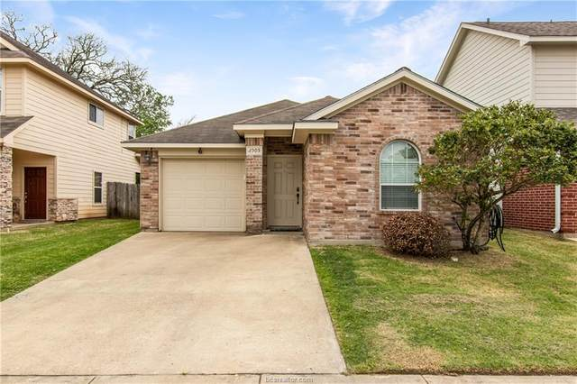 2505 Rhapsody Court, Bryan, TX 77802 (MLS #21004527) :: The Lester Group
