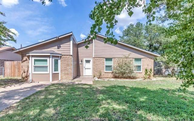 3207 Bahia Drive, College Station, TX 77845 (MLS #21004556) :: Treehouse Real Estate