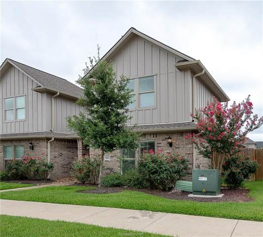 3120 Claremont Drive, College Station, TX 77845 (#21004591) :: First Texas Brokerage Company