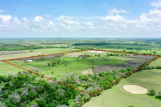 19413 E Osr, Hearne, TX 77859 (MLS #21004622) :: NextHome Realty Solutions BCS