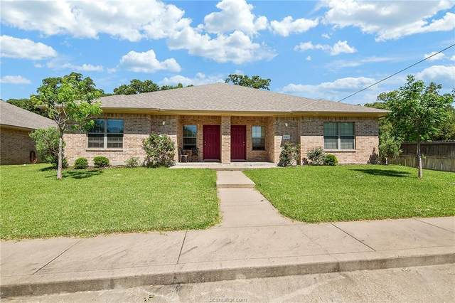 4461-4463 Reveille Road, College Station, TX 77845 (#21004643) :: First Texas Brokerage Company