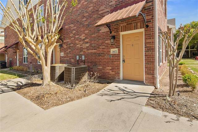 801 Luther Street #1405, College Station, TX 77840 (MLS #21004690) :: NextHome Realty Solutions BCS