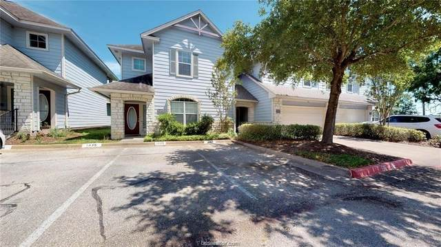 1335 Canyon Creek, College Station, TX 77840 (#21004708) :: ORO Realty