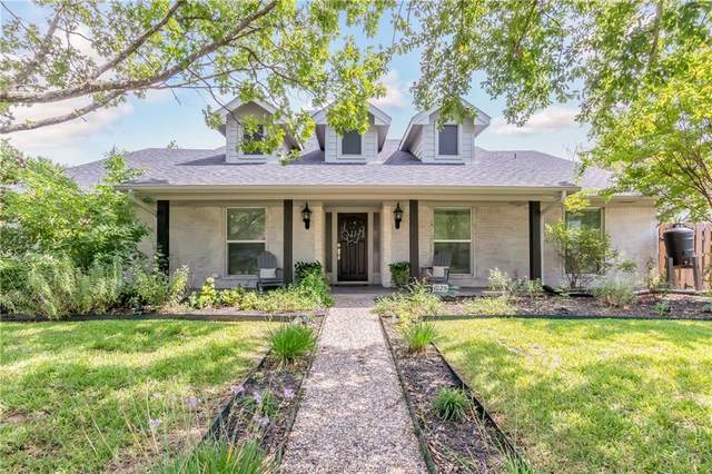 1025 Rose Circle, College Station, TX 77840 (MLS #21004717) :: Treehouse Real Estate