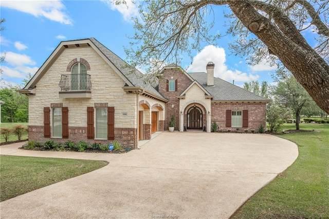 5204 Bourrone Court, Bryan, TX 77802 (#21004723) :: First Texas Brokerage Company