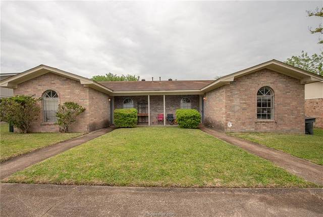 1517-1519 Hillside Drive, College Station, TX 77845 (#21004724) :: First Texas Brokerage Company