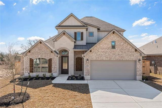 1933 Cottonwood Terrace Court, College Station, TX 77845 (#21004730) :: ORO Realty