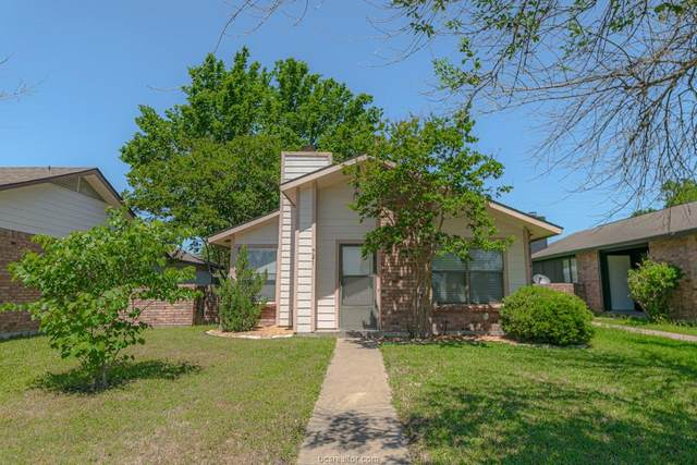 721 Lincoln Avenue, College Station, TX 77840 (MLS #21004731) :: Treehouse Real Estate
