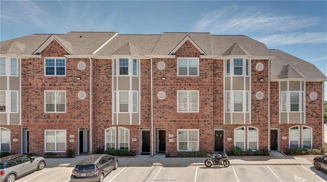1198 Jones Butler Road #204, College Station, TX 77840 (MLS #21004737) :: The Lester Group