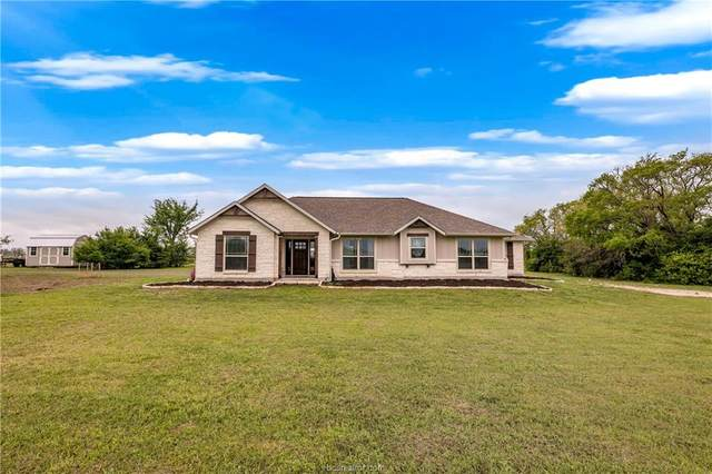 8647 County Road 121, Iola, TX 77861 (#21004764) :: First Texas Brokerage Company