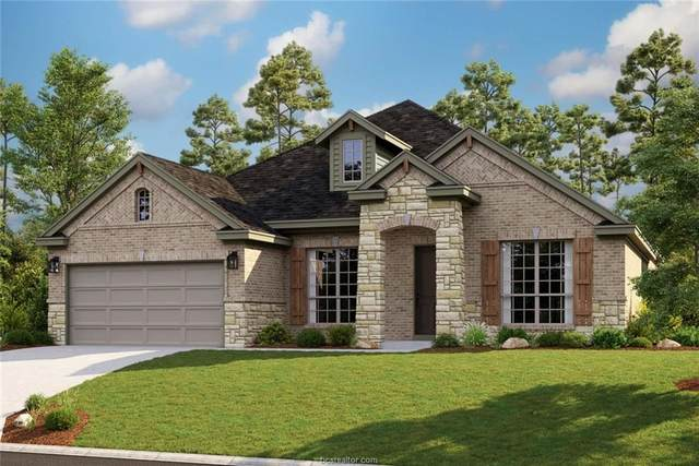 1913 Cottonwood Terrace Drive, College Station, TX 77845 (MLS #21004765) :: The Lester Group