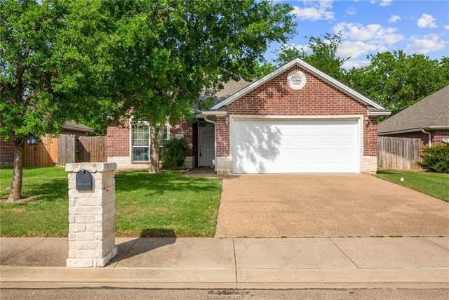 3509 Farah Drive, College Station, TX 77845 (#21004784) :: First Texas Brokerage Company