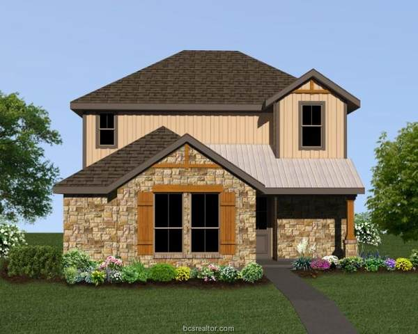 812 Mineral Wells Lane, College Station, TX 77845 (#21004802) :: ORO Realty