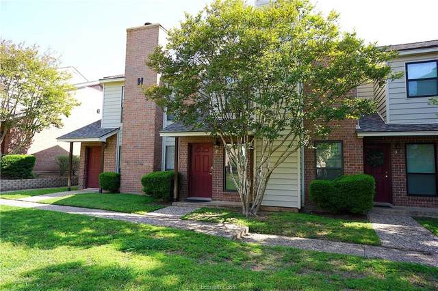 1904 Dartmouth H-2, College Station, TX 77840 (MLS #21004813) :: Treehouse Real Estate