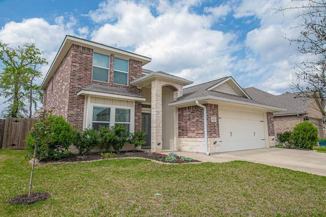 2614 Hailes Court, College Station, TX 77845 (#21004831) :: First Texas Brokerage Company