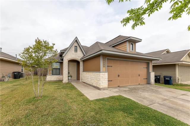 2604 Alexander Valley Court, College Station, TX 77845 (#21004837) :: First Texas Brokerage Company