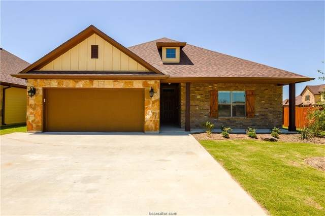 3107 Papa Bear Drive, College Station, TX 77845 (#21004846) :: ORO Realty