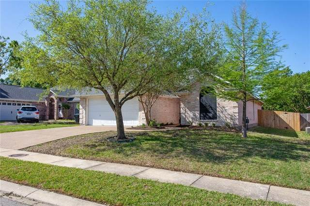 3108 Pleasant Forest Drive, College Station, TX 77845 (#21004852) :: First Texas Brokerage Company