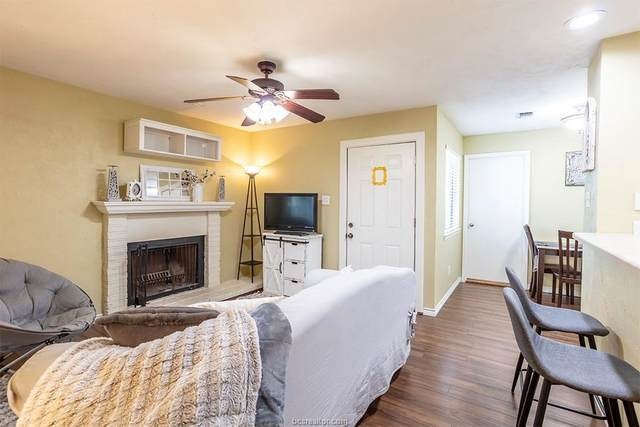1901 Holleman Drive #108, College Station, TX 77840 (#21004857) :: First Texas Brokerage Company