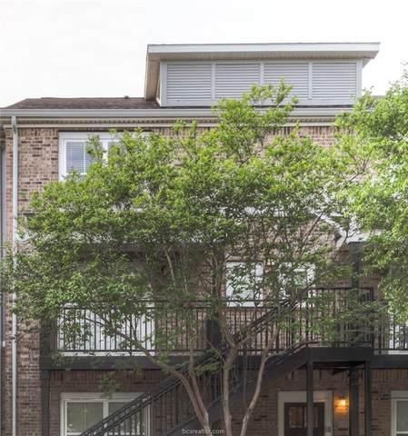 1725 Harvey Mitchell Parkway #1529, College Station, TX 77840 (MLS #21004874) :: Cherry Ruffino Team
