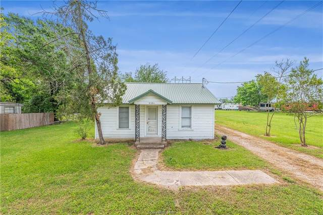 3301 Colson Road, Bryan, TX 77808 (MLS #21004885) :: The Lester Group