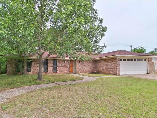 2505 Rustling Oaks Drive, Bryan, TX 77802 (MLS #21004894) :: NextHome Realty Solutions BCS