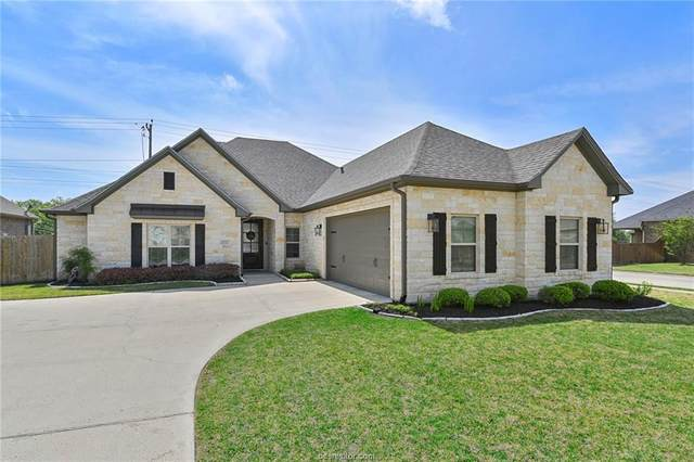 4511 Tonbridge Drive, College Station, TX 77845 (MLS #21004899) :: The Lester Group