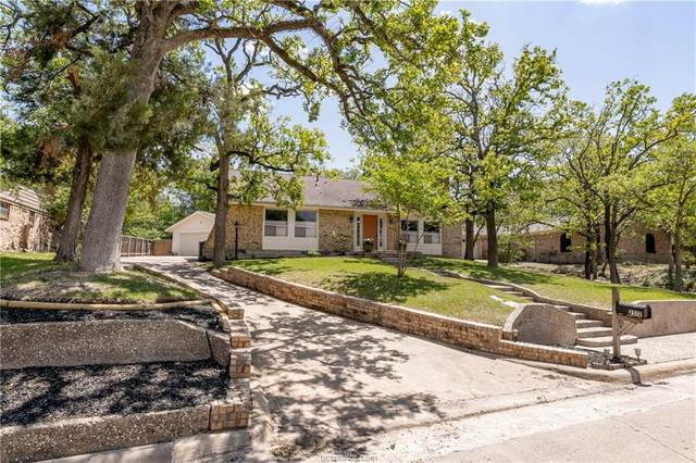 2512 Twisted Oaks, Bryan, TX 77802 (MLS #21004921) :: NextHome Realty Solutions BCS