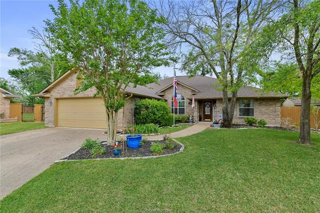 2709 Wood Court, Bryan, TX 77808 (MLS #21004922) :: The Lester Group