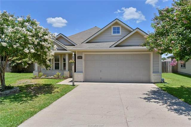 3905 Crown Ridge Court, College Station, TX 77845 (#21004931) :: ORO Realty